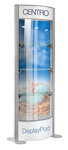 Centro Display Pod - Combination 3