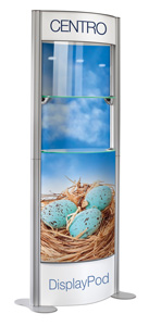 Centro Display Pod - Combination 4