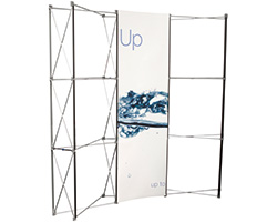 Pop Up Graphic Display System