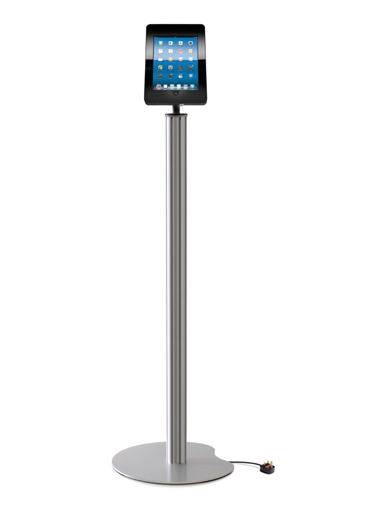 Exhibition Stand Presentation : Ipad column display stand